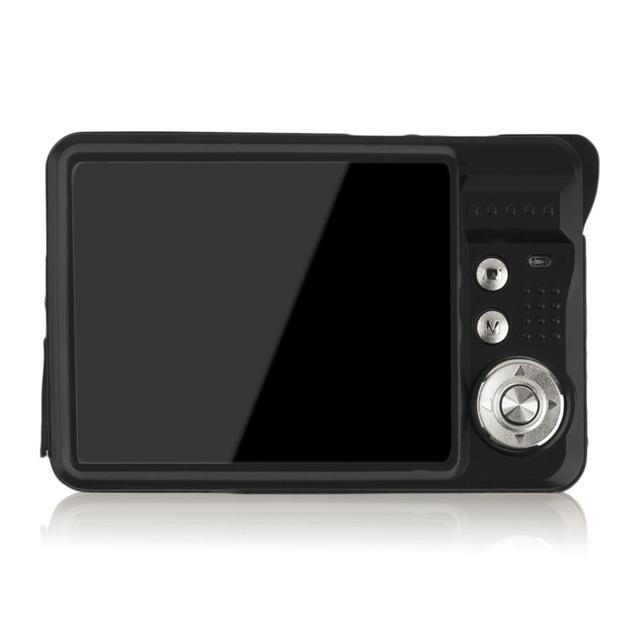 "Portable Mini 2.7"" TFT LCD Digital Camera HD 720P 8x Zoom 18MP Camcorder Anti-Shake Micro Camera Video CMOS Sensor Cam US plug"