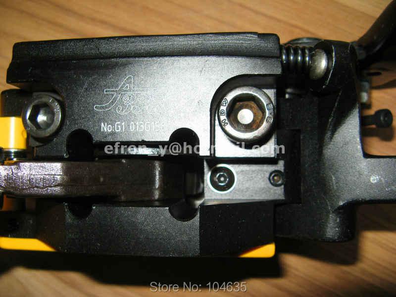 Китайский поставщик стальных обвязочных инструментов-оптовая продажа A333 Ручной Стальной обвязочный инструмент для стальных обвязок 13-19 мм