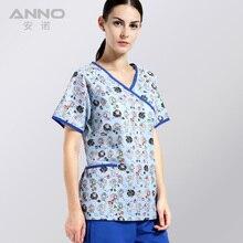 medicinska uniformer Medicinsk arbetskläder OEM-klänning enhetlig sjuksköterska sjukhus medicinska uniformer klinik