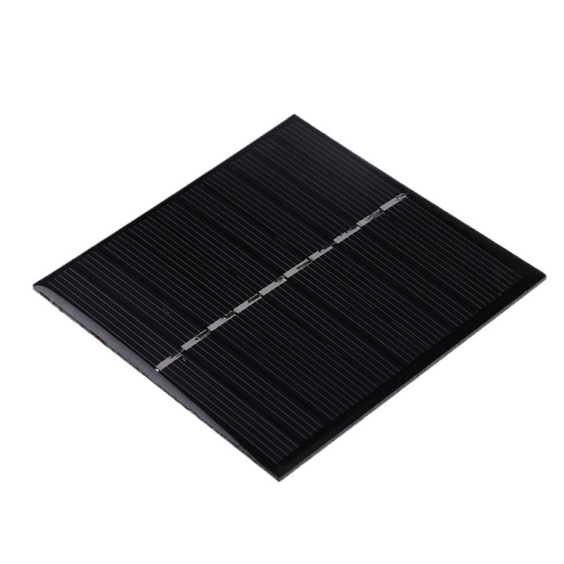 Buy 0.8W 5V Epoxy Solar Cells Solar Panel Mini Polycrystalline Silicon Solar DIY Battery Power Charge Solar Module System 80x80cm for $1.99 in AliExpress store