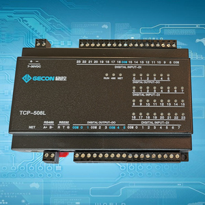 Image 3 - 24DI التبديل المدخلات 6 طريقة DO تتابع الانتاج RJ45 إيثرنت TCP وحدة Modbus تحكم