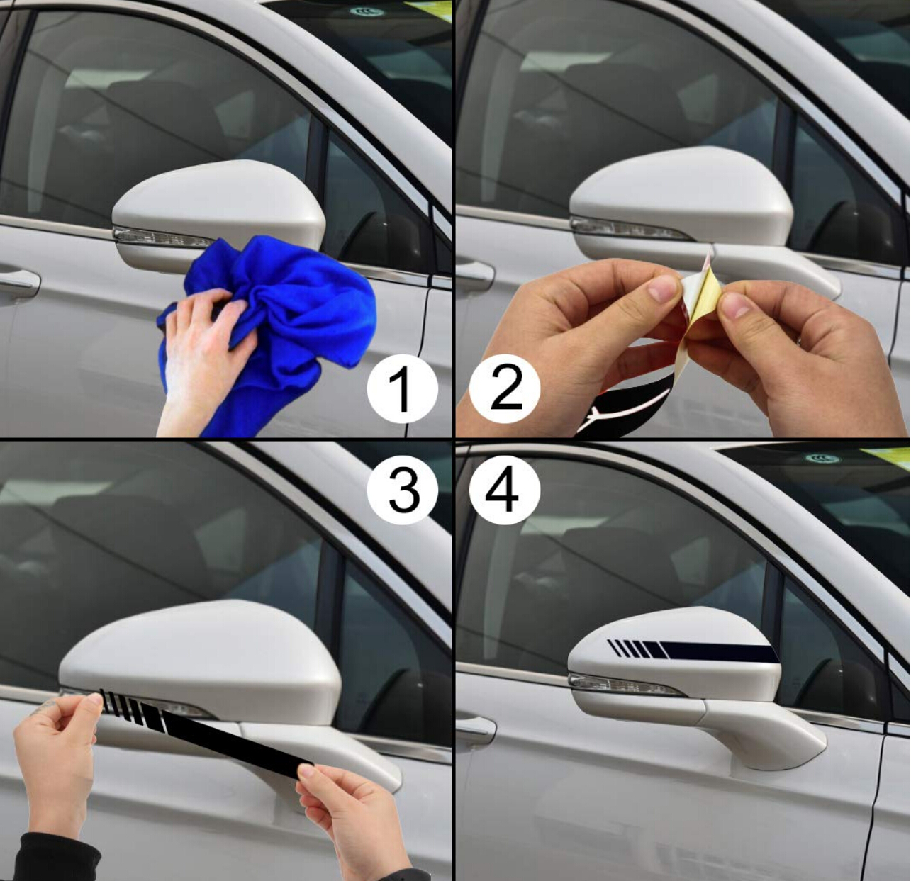Exterior Accessories Reasonable 2018 Hot Car Wash Microfiber Towel For Opel Astra H Bmw F30 E36 Citroen C1 Vw Caddy Volvo V50 Alfa Romeo E46 Vw Ford Focus Soft And Antislippery Car Tax Disc Holders