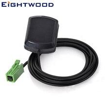 Eightwod Автомобильная gps активная антенна для gps-приемников/систем с зеленым GT5-1S гнездовой разъем настраиваемый для Audi BNW
