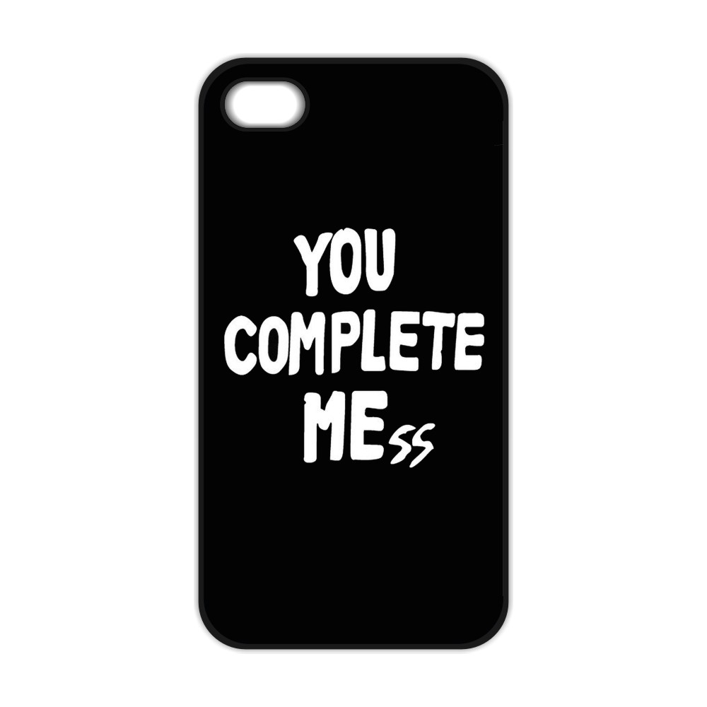 Вы полный беспорядок мне 5SOS чехол для iPhone 4 4S 5 5S 5C 6 Plus SamsungA3 A5 A7 S3 S4 s5 мини S6 край
