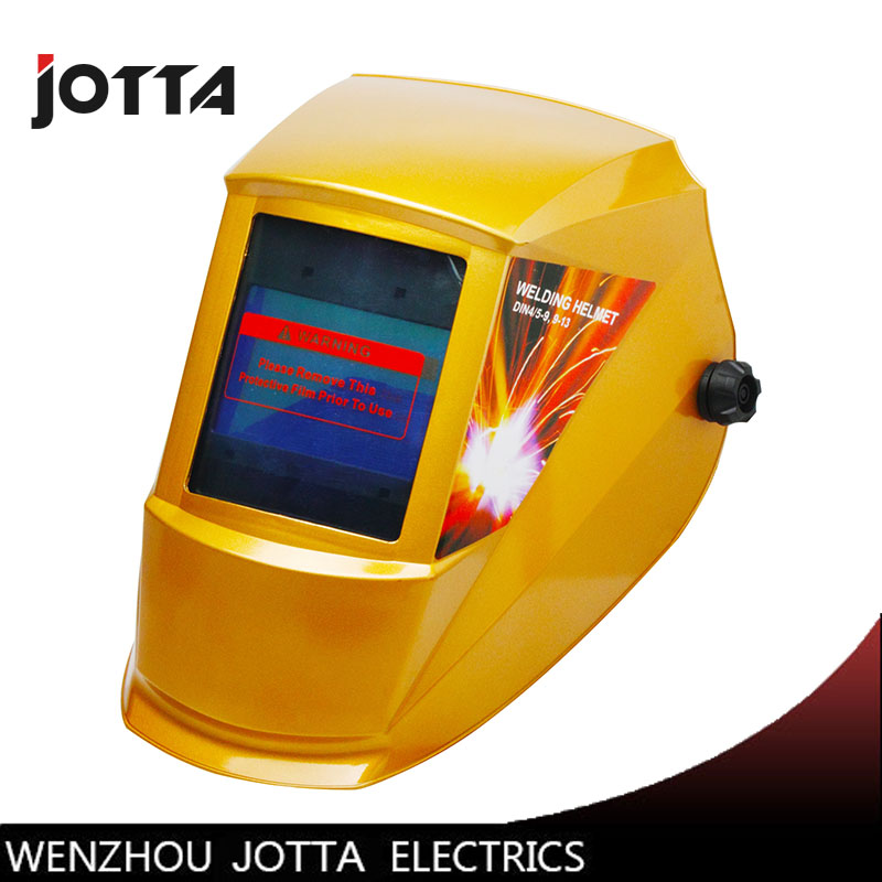 цена на Solar auto darkening welding helmet/ mask/welder glasses for the MIG TIG MAG KR KY welding machine and plasma cutting machine