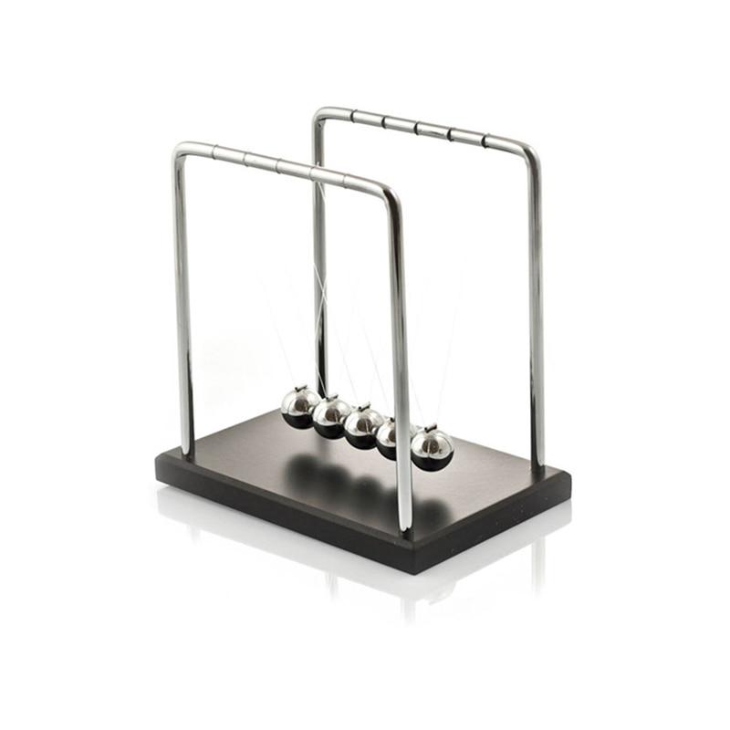 Drôle Newton berceau Balance balle physique Science pendule jouet éducatif librairie salle de classe Table bureau décoration de la maison