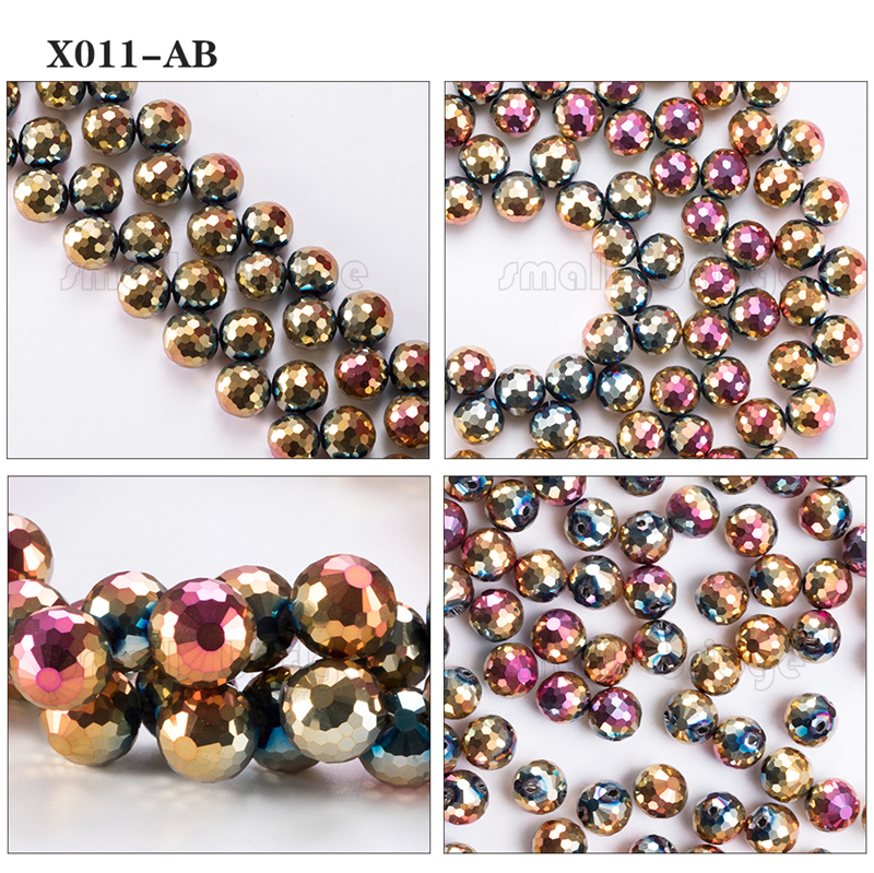 Large Crystal Beads (16)
