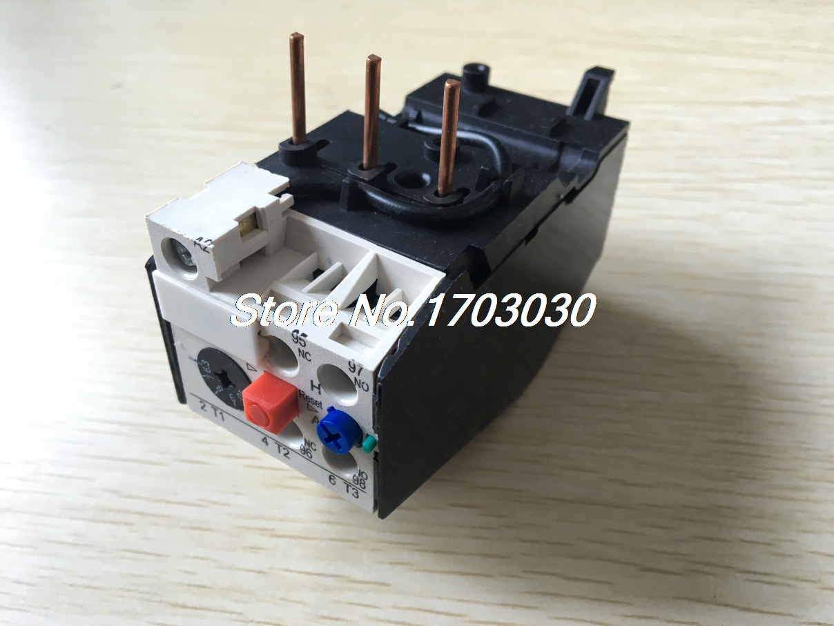 все цены на  JRS2-25 10A 6.3-10A Current Motor Thermal Overload Relays  онлайн
