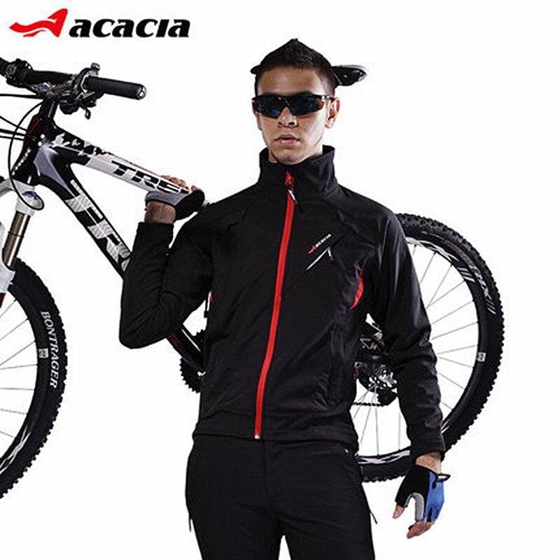 2018 New High-Grade Cycling Coat Windproof Bike Bicycle Clothing Men&Women Keep Warm Long Jersey Jacket Waterproof Tights Pants