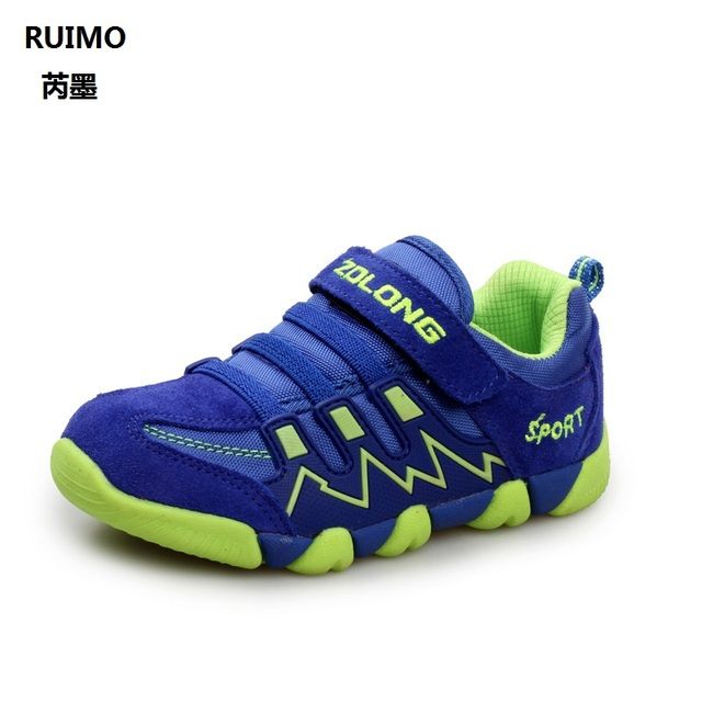 ruimo Children Shoes Kids Boys Running shoes Kids Sneakers Leather Sport  shoes Children Boy Autumn Winter Sneakers New Brand db75c8cbb
