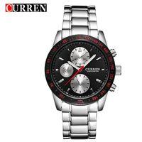 Relogio Masculino CURREN 8016 Luxury Brand Male Analog Display Date Men S Quartz Watch Business Watch