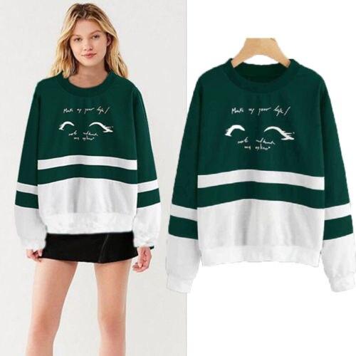 Cute Cartoon Women Hoodies Pullover 2018 Autumn Coat Winter Loose Fleece Thick Knit Sweatshirt Female