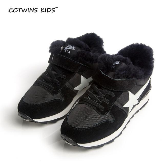 Cctwins crianças outono inverno as sapatilhas de couro genuíno meninas correndo calça as sapatilhas do bebê meninos marca shoes chidlren moda sapatilhas vermelhas