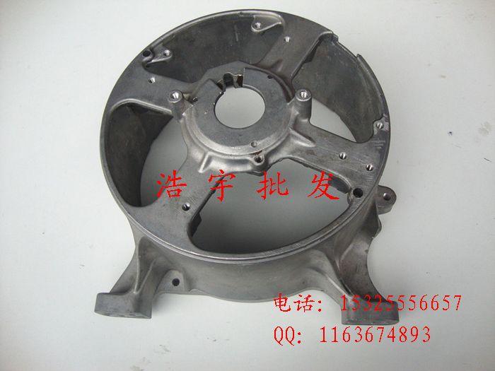 Gasoline generator accessories 185 EF6600 motor bracket rear bracket end cap ef6600 gasoline generator parts accessories motor fan blade