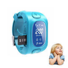 Kids GPS smart Watch with GPS/GSM/Wifi Triple Positioning GPRS Real-time Monitoring, Dual-way Call, smart watch Anti Lost Y3