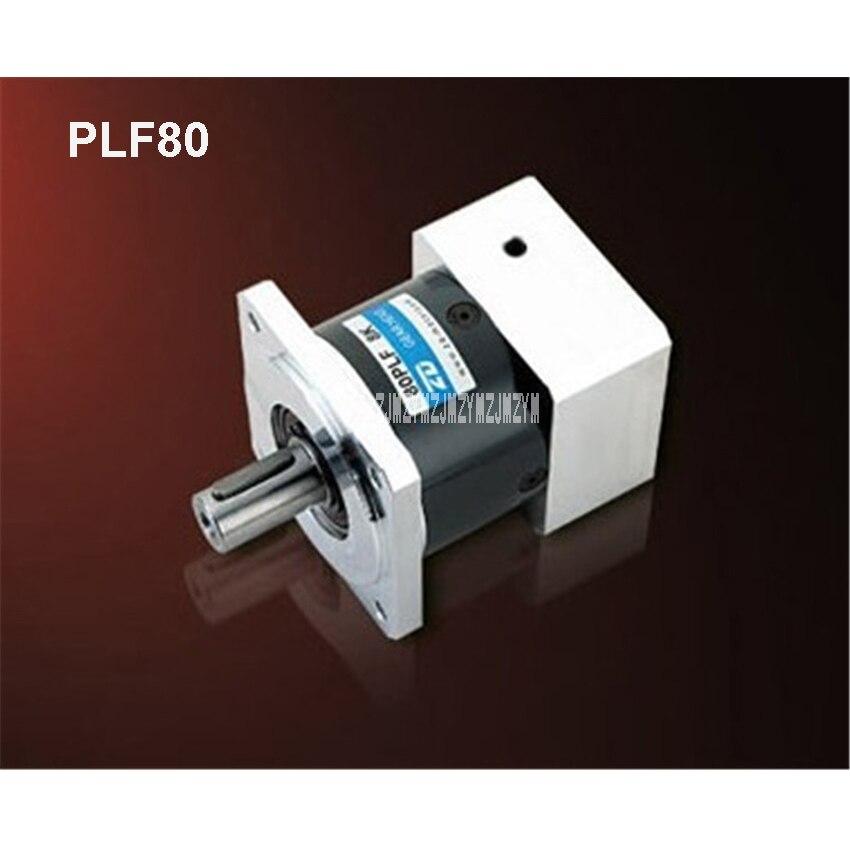 1 pièces nouveauté premier rapport de vitesse 3-10 boîte de vitesses PLF80 réducteur Gox réducteur planétaire de haute précision réducteur pas à pas Servo