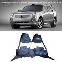 Interior Accessories Floor Mats Carpets Foot Pad For Cadillac SRX 2010 2011 2012 2013 2014 2015