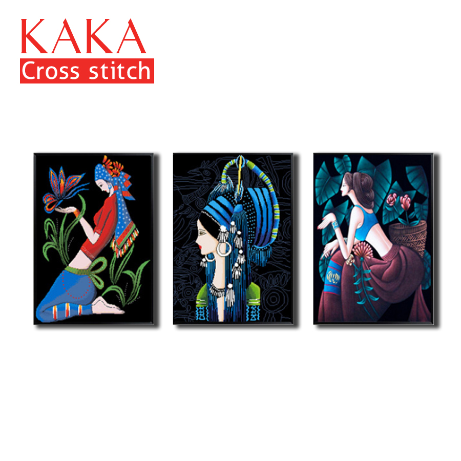 Cross stitch kits,Embroidery needlework sets,DMC 11CT canvas with printed pattern for Home Decor Painting,portrait Full CKP0008Cross stitch kits,Embroidery needlework sets,DMC 11CT canvas with printed pattern for Home Decor Painting,portrait Full CKP0008