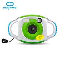Magicseeカメラ用キッズ1.44インチポータブルかわいい子供カメラ写真のサポートビデオ記録としてクリスマスギフト