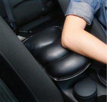 Capa de almofada para apoio de braços, conjunto automotivo com console, capa para mazda 3 6 CX-5 suzuki grand vitara sx4 mitsubishi asx lancer 10 outlander pajero