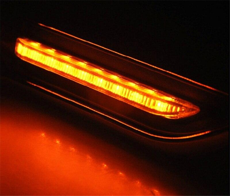 luz led lado luz marcador luzes de 05
