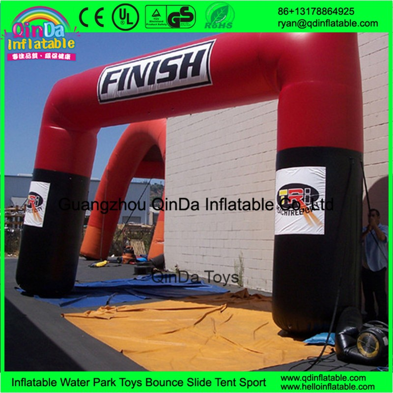 inflatable arch finish line46