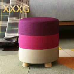 Xxxg/табурет искусства обувь, модная обувь детей стула деревянный диван Дети Детская Миньон Творческий sourire бытовой adornm