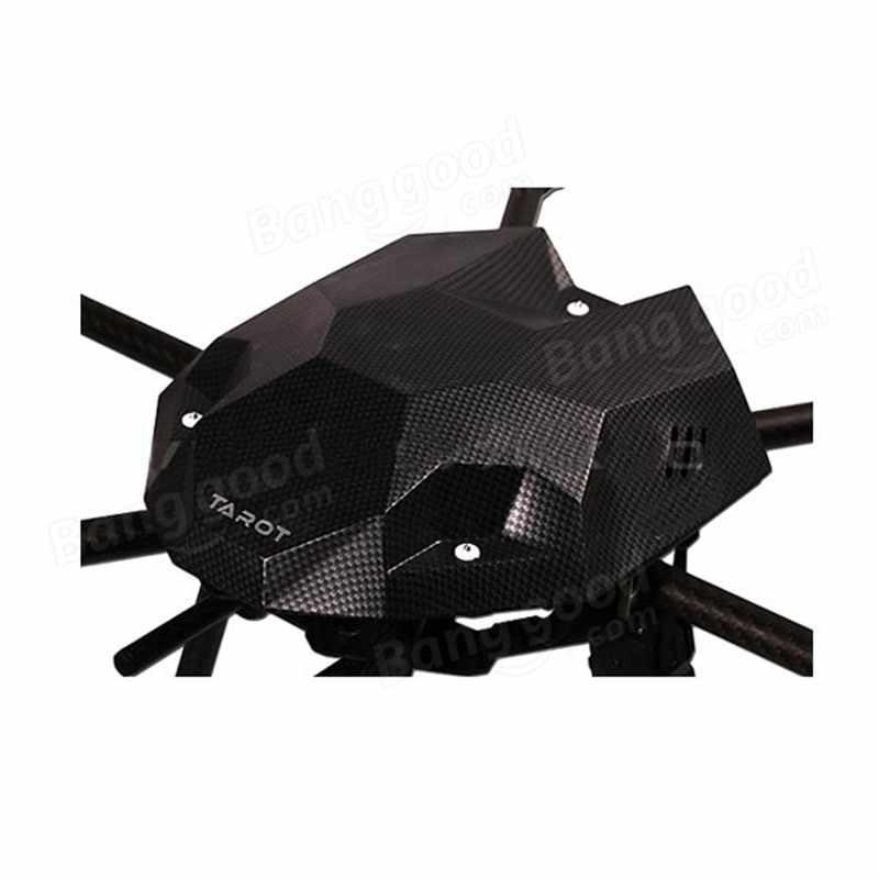 Hot Sale Tarot 680 Pro Bagian Pola Serat Karbon Kanopi TL2851