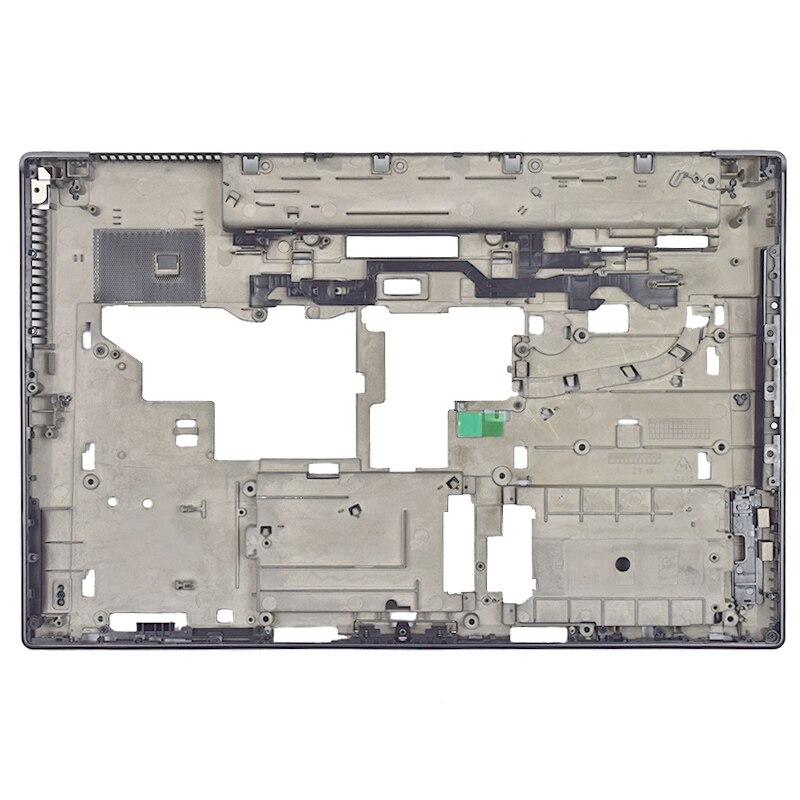 Original nouvelle pochette d'ordinateur pour Hp EliteBook 8760W 8770W housse de bas de portable D couverture 652535-001 6070B0483701 noir