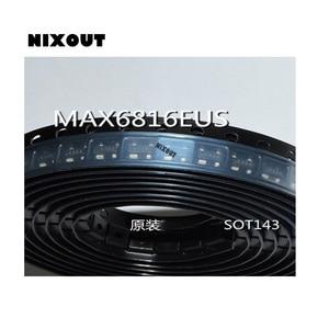 Image 1 - 10 قطعة ~ 50 قطعة/LOPT 100% جديد الأصلي MAX6816EUS MAX6816 KABA SOT 143 في المخزون (خصم كبير إذا كنت بحاجة إلى المزيد)