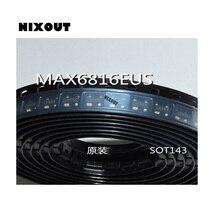 10Pcs ~ 50Pcs/Lopt 100% Nieuwe Originele MAX6816EUS MAX6816 Kaba Sot 143 Op Voorraad (Grote korting Als U Meer)