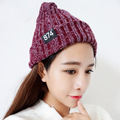 The new 2015 autumn/winter cap hat knitted hats for men and women tide restoring ancient ways cap