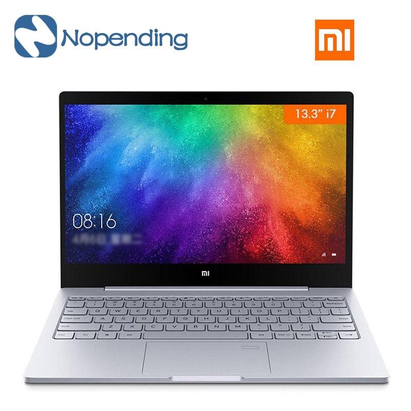 NUOVO Originale Xiaomi MI Notebook Air 13.3 'Laptop Intel Core i5-7200U 3.1 GHz 8 GB/256 GB NVIDIA GeForce Windows 10 Impronte Digitali SSD
