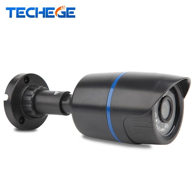 2.0mp techege 1920*1080 full hd sony imx322 ahd ahd câmera de vigilância de vídeo de segurança de infravermelho de visão noturna da câmera à prova d' água