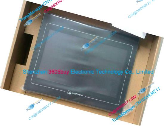 10 inch HMI Touch screen MT8100i with software replace New original