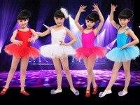 Đến New!! Girl Ballet Tutus Vải Tuyn Váy Nữ Diễn Viên Ballet Múa Mặc Kids Ballet Quần Áo Công Chúa Tutu Dress Đảng cosplay ăn mặc