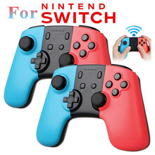 EastVita 1pc 2pcs Senza Fili di Bluetooth Pro Controller Joypad Gamepad Remote per Nintend Interruttore PC-360 Modello Console di gioco r30(China)