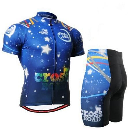 ФОТО Hot Sale Brand Mens Cycling Jerseys Sets Bike MTB Clothings Summer Short Quick-Dry Team Cycling Jerseys ropa ciclismo