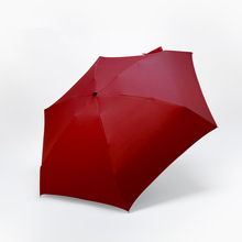 2019 NEW 190g Mini Fresh Sunscreen 5 Fold Sun Umbrella Innovative Ultralight Pocket Folding 8 Colors Dropshipping