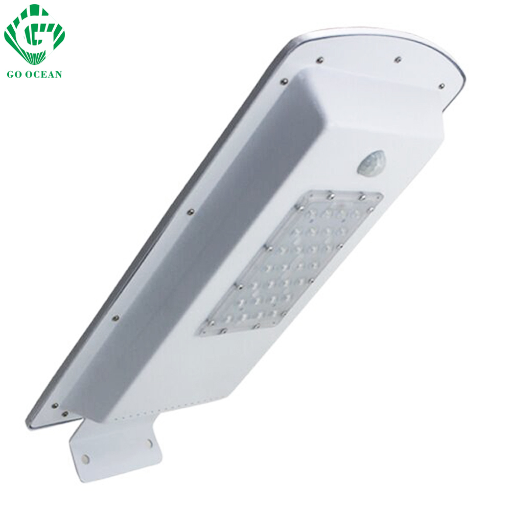 GO OCEAN Solar Lamps LED Solar Waterproof Wall Integrated LED Street Light Solar Lamp Motion Sensor Outdoor Garden Light (10)
