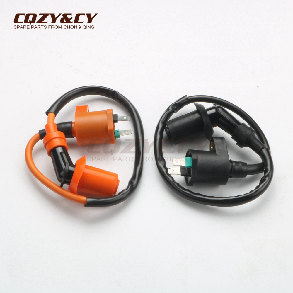 Auto Parts & Accessories ATV, Side-by-Side & UTV Parts & Accessories New Piaggio Vespa Carnaby 125 2007-2010 Hi-Performance Racing Ignition Coil