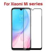 Tempered Glass For Xiaomi mi 9 se mi 8 lite Mi A3  Redmi K20 Pro Note 7 5 Plus 6 Pro 6A Full Cover Screen Protector Film 9H цена