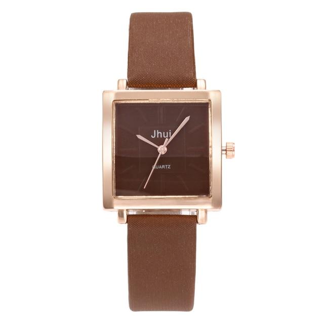 Luxury Brand Women's Watches Fashion Leather Wrist Watch Women Watches Ladies Wa