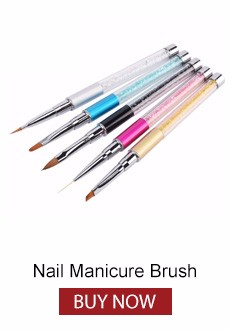Nail-Manicure-Brush