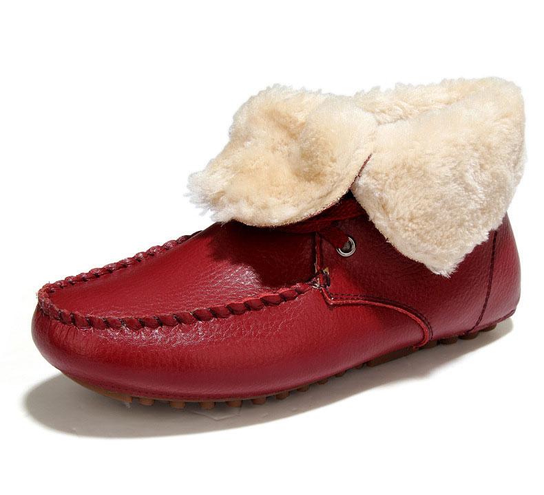 AH 5790 (6) women plush boots