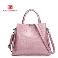 2018 new lady handbag buy gains two European fashion stone single shoulder bag handbag two case parent Bag Wallet