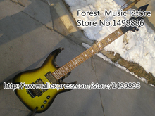 New Arrival James Herfield Signature ESP Electric Guitar Vintage Green Dusty Finish Guitar Body & Kits Available(China)
