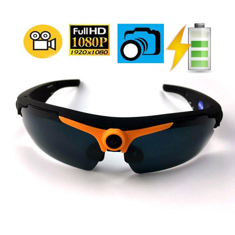 a9ecb2a3068 מיני מצלמות וידאו - Digital mini Camera Sunglasses dv Camcorder Outdoor sports  recorder (DW-S9)