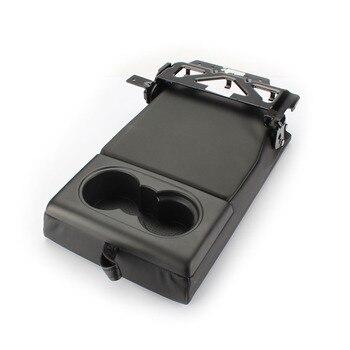 Black Center Console 16D 885 081 C Armrest Cup Holder For VW Jetta MK6 Sedan