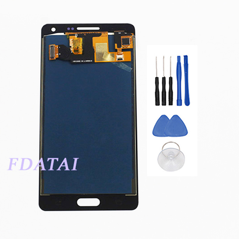 Full Digitizer Touch Screen Glass Sensor + LCD Display Assembly for Samsung Galaxy A5 2015 A500 A500F A500FU A500M A500Y A500FQ